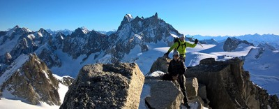 stage objectif Mont Blanc